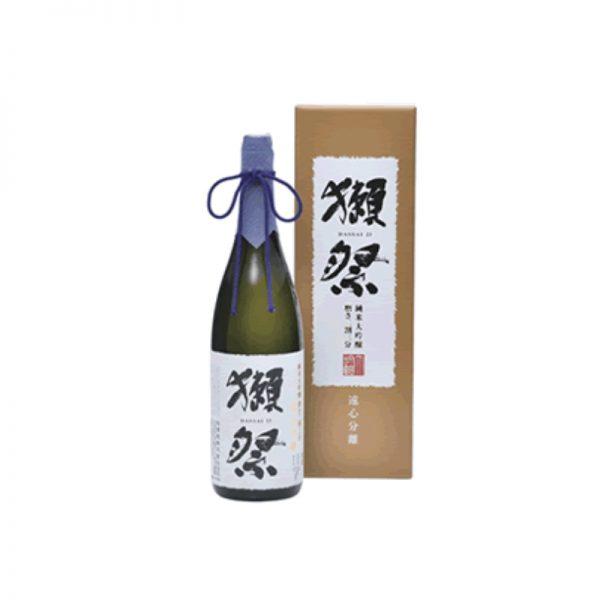 獺祭 純米大吟醸 遠心分離 磨き2割3分 1,800ml
