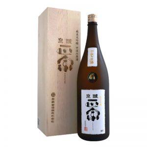 醴泉 純米大吟醸中汲み原酒 1,800ml
