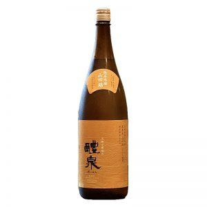 醴泉 純米吟醸 1,800ml