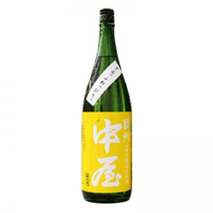 駿州中屋 山廃仕込 本醸造生原酒 1,800ml