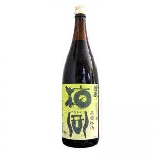 醴泉(れいせん)黒糖梅酒