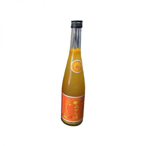 萩乃露 和の果のしずく みかん酒 500ml