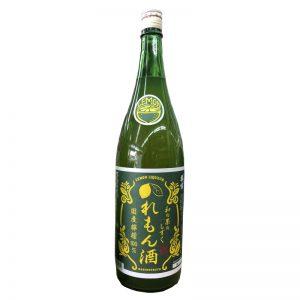 萩乃露 和の果のしずく れもん酒 1,800ml