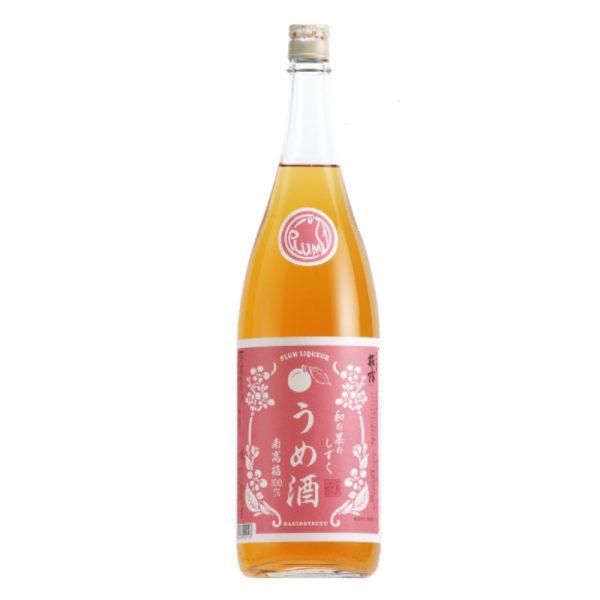 萩乃露 和の果のしずく 梅酒