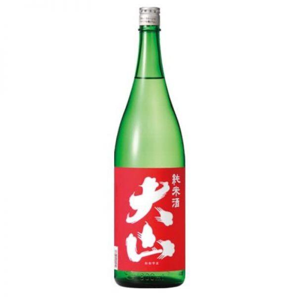 大山 赤 純米