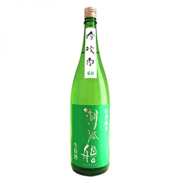 道灌 湖弧艪 特別純米 生原酒
