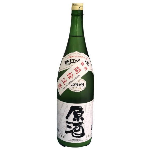 奥琵琶湖 にごり生原酒 1,800ml