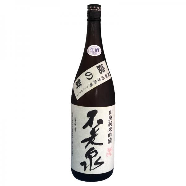 不老泉 山廃 総の舞無濾過生原酒 1,800ml