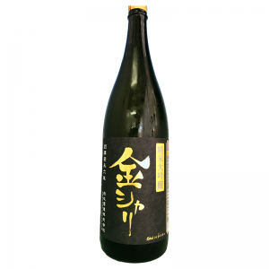 金シャリ 純米大吟醸 無濾過原酒 1,800ml
