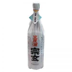 宗玄 新酒しぼりたて生原酒 1,800ml
