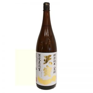 天寶一 八反錦 特別純米直汲み生原酒 1,800ml