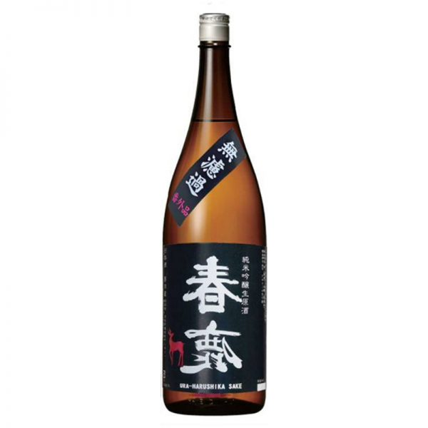 春鹿 純米吟醸無濾過生原酒 番外品 1,800ml