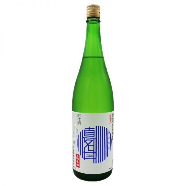 真名井 純米大吟醸 生原酒