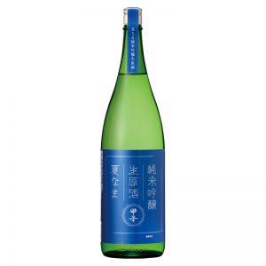 甲子 純米吟醸生原酒 夏生 1,800ml