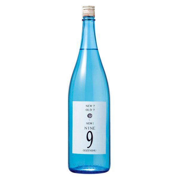 御前酒 9NINE 生酒 菩提元純米 1,800ml