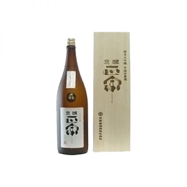 醴泉正宗 純米大吟醸中汲み原酒 720ml