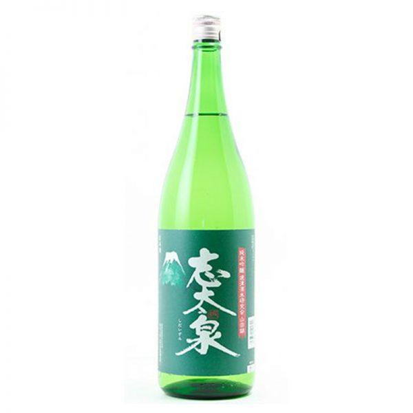 志太泉 純米吟醸 山田錦 焼津酒米研究会  1,800ml