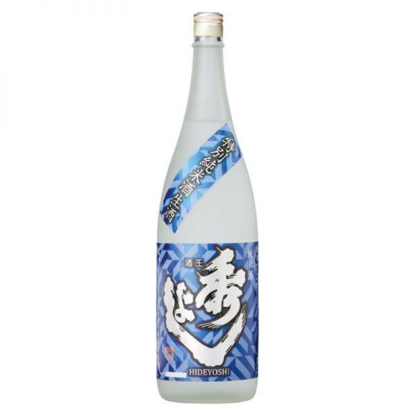 秀よし 特別純米生酒 1,800ml