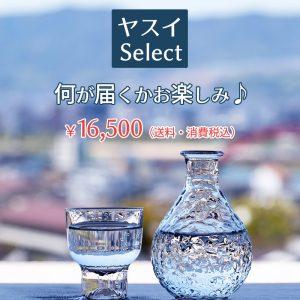 ヤスイSelect ¥16,500(送料・消費税込)