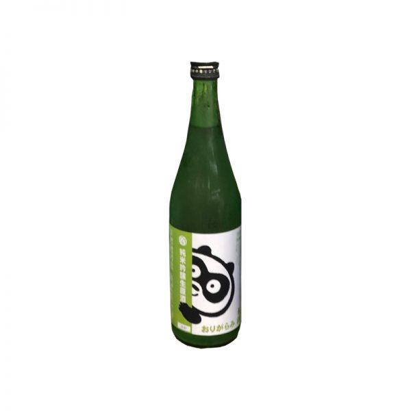 五橋 純米吟醸生原酒 おりがらみ 720ml