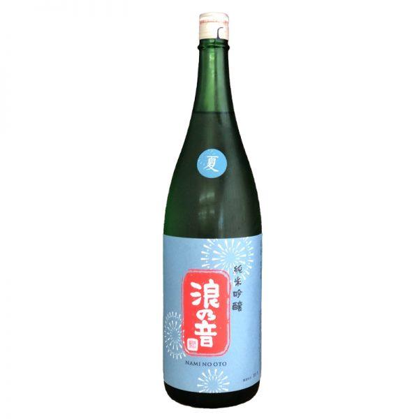 浪乃音 夏 純米吟醸 1,800ml